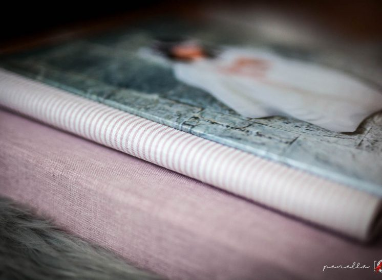 álbumes de comuniones con caja de fotógrafo en Asturias