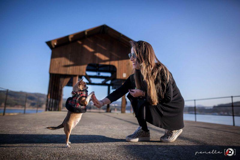 Fotógrafa de mascotas en Soto del Barco en Asturias, Penella Fotografía