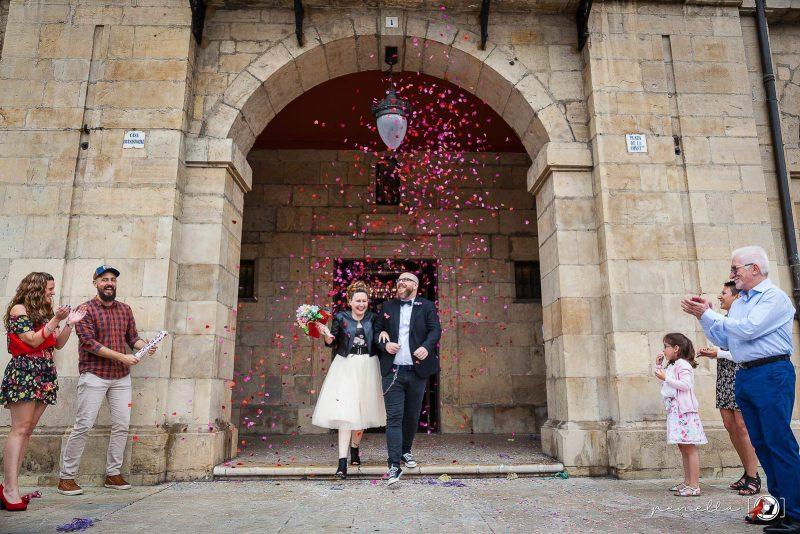 Penella Fotografía fotógrafo de bodas en Ayuntamientos de Avilés, Oviedo o Gijón en Asturias