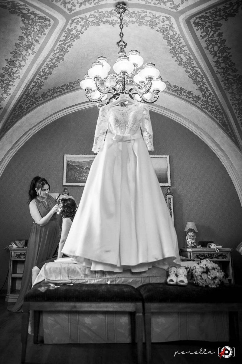 Fotógrafo de bodas en Asturias, Oviedo, Gijón y Avilés, fotografía en blanco y negro de la fotógrafa Penella Fotografía