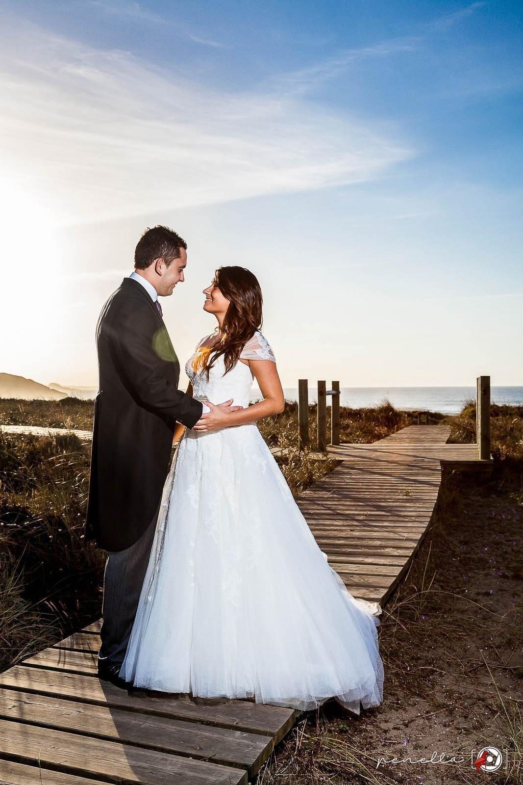 Fotógrafo de bodas en Asturias, Oviedo, Gijón y Avilés Penella Fotografía
