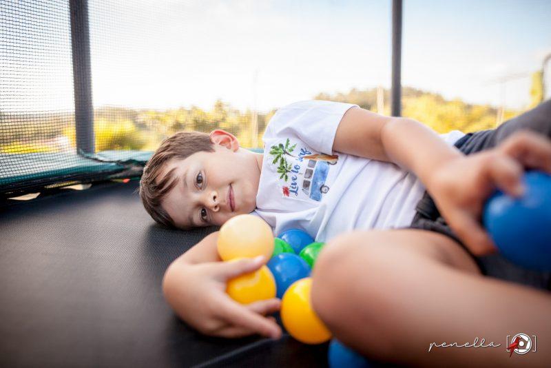 Fotógrafo infantil y niños a domicilio en Asturias de Penella Fotografía