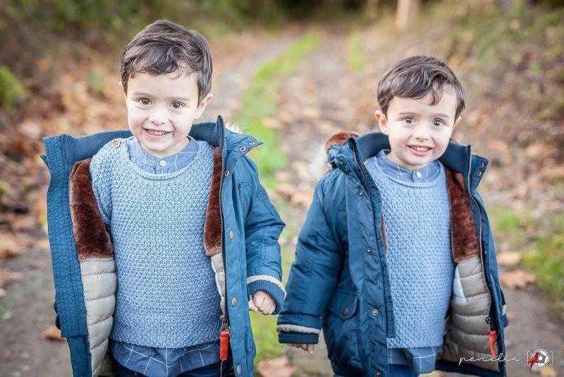 Fotógrafo infantil y de niños a domicilio en Asturias PenellaFotografia.com, sesiones de otoño