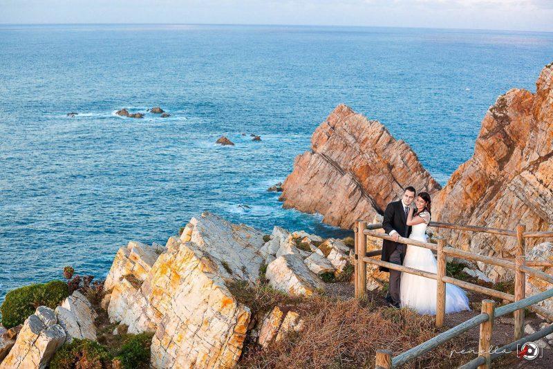 Foto de boda en Asturias, zonas de Avilés, Gijón y Oviedo, fotógrafo Penella Fotografía