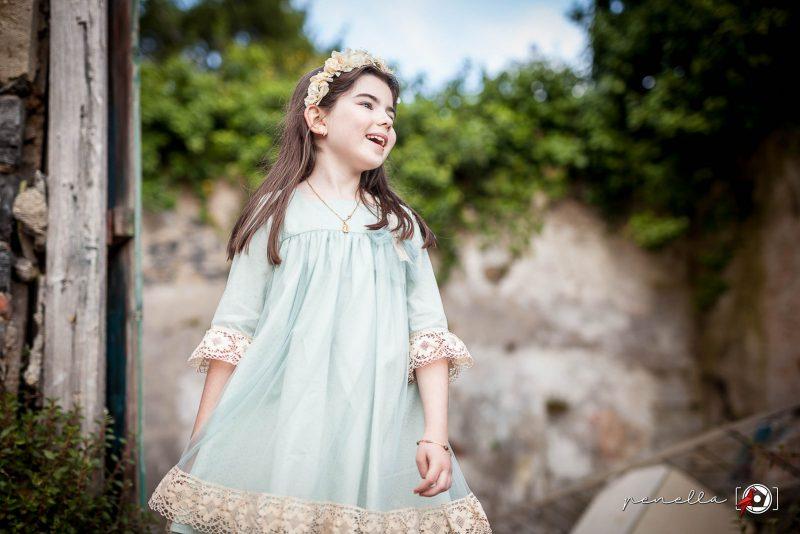 Foto infantil de chicos, chicas, niños y niñas en Asturias, Gijón, Avilés u Oviedo de Penella Fotografía