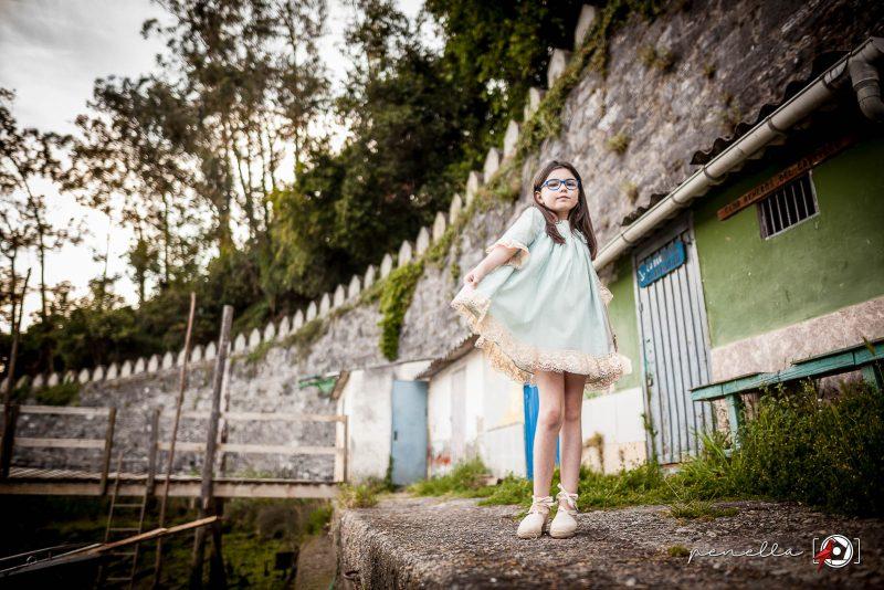 Foto infantil de chicos, chicas, niños y niñas en Asturias, Oviedo, Avilés y Gijón de Penella Fotografía