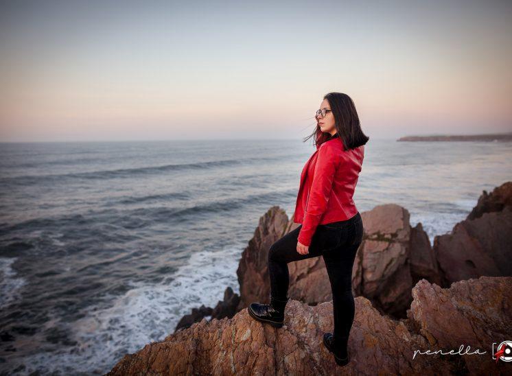 Foto para book y retratos en Asturias con Penella Fotografía