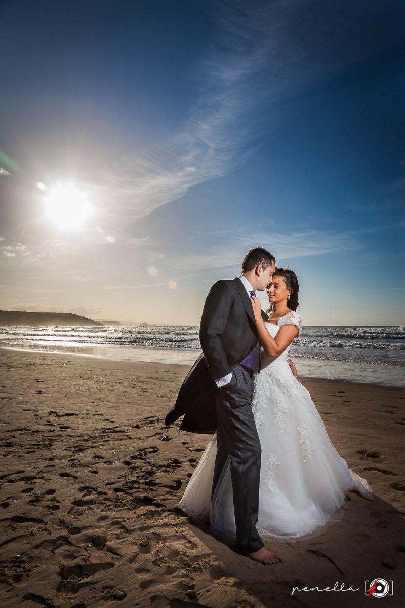 Fotografía de bodas en Asturias por las zonas de Avilés, Gijón y Oviedo, Penella Fotografía