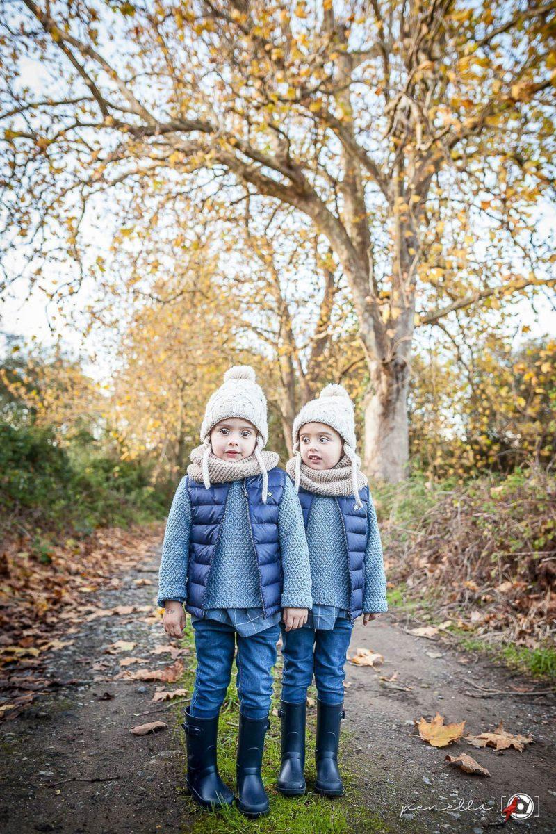 Fotografía infantil y de niños en otoño en Asturias, Avilés, Gijón y Oviedo PenellaFotografia.com