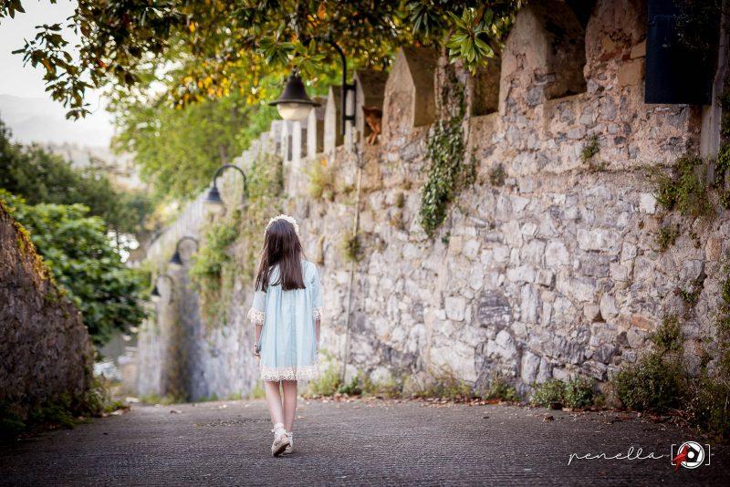 Fotografía infantil de chicos, chicas, niños y niñas en Asturias, Avilés, Oviedo o Gijon de Penella Fotografía