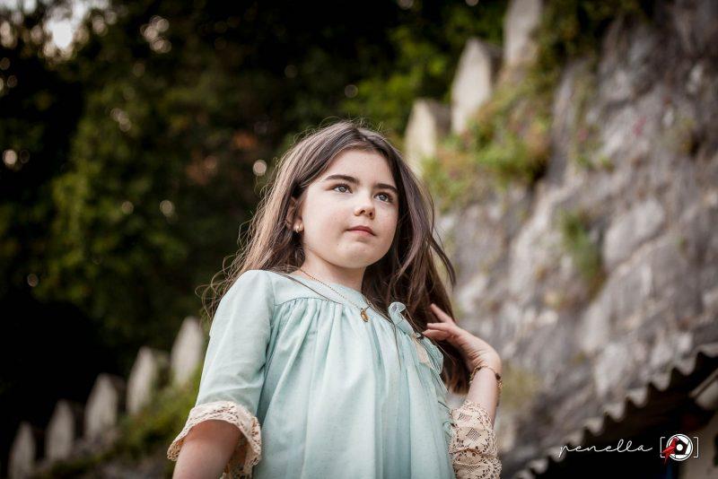 Fotografía infantil de chicos, chicas, niños y niñas en Asturias, Gijón, Oviedo o Avilés de Penella Fotografía