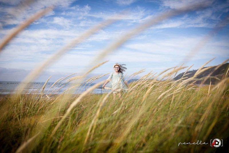 Fotografía infantil de chicos, chicas, niños y niñas en Asturias de Penella Fotografía
