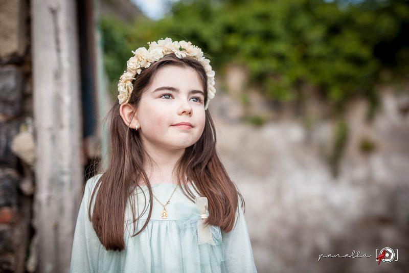 Fotografía infantil de niños, niñas, chicos y chicas en Asturias, Oviedo, Gijón o Avilés de Penella Fotografía