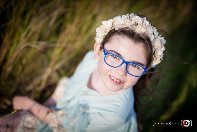 Fotógrafo infantil de niños y niñas en Asturias PenellaFotografia.com a domicilio