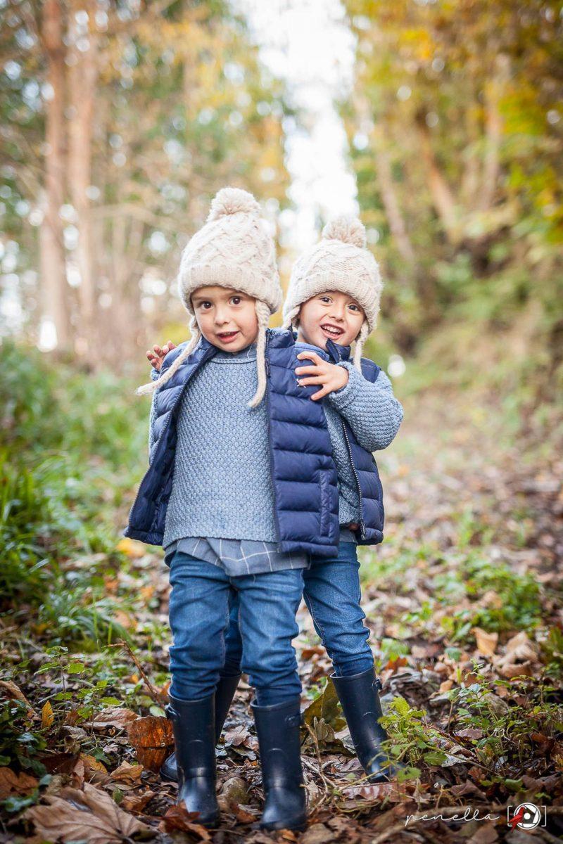 Penella Fotografía, fotógrafo de niños e infantil en Asturias, Gijón, Avilés y Oviedo en sesión de otoño