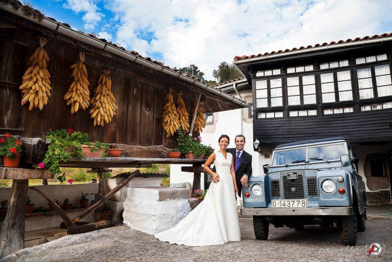 Fotógrafos de boda, reportaje de bodas en Asturias, Oviedo, Avilés y Gijón, autor Penella Fotografía