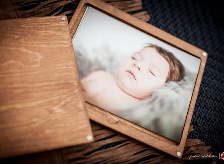 caja momentos para detalle regalo del fotógrafo Penella Fotografía en Asturias